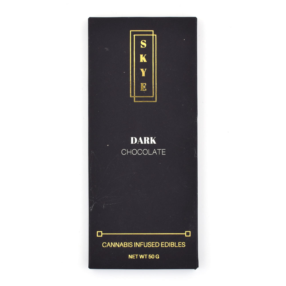 Skyes Dark Chocolate 300mg THC by BC Bud Supply - Image © 2020 BC Bud Supply. All Rights Reserved.