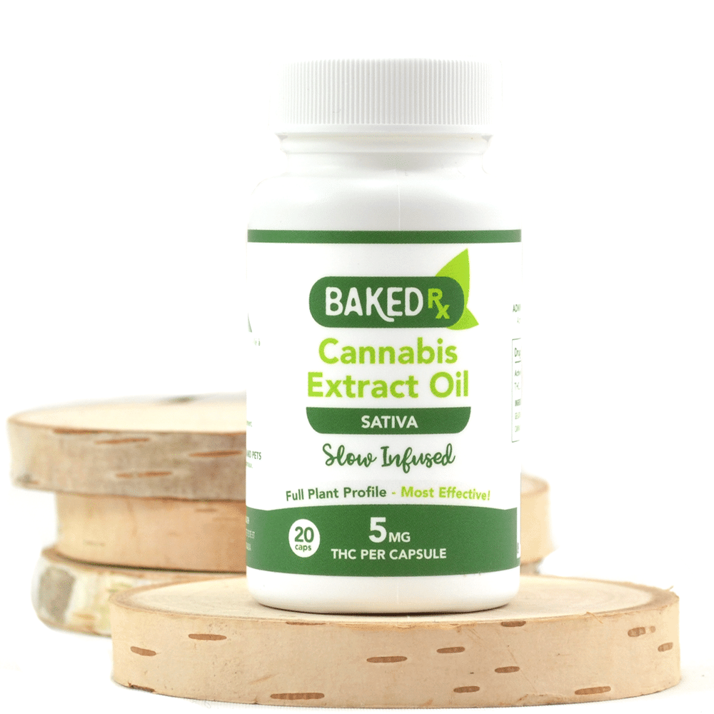 Baked Edibles Indica Cannoil 20 pack (100mg THC) by Birch + Fog - Image © 2018 Birch + Fog. All Rights Reserved.