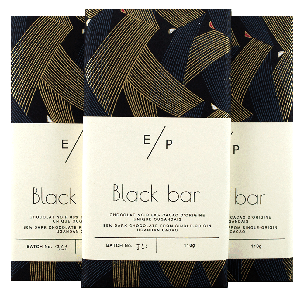 EP Infusions Black Bar (120mg THC) by Birch + Fog - Image © 2018 Birch + Fog. All Rights Reserved.