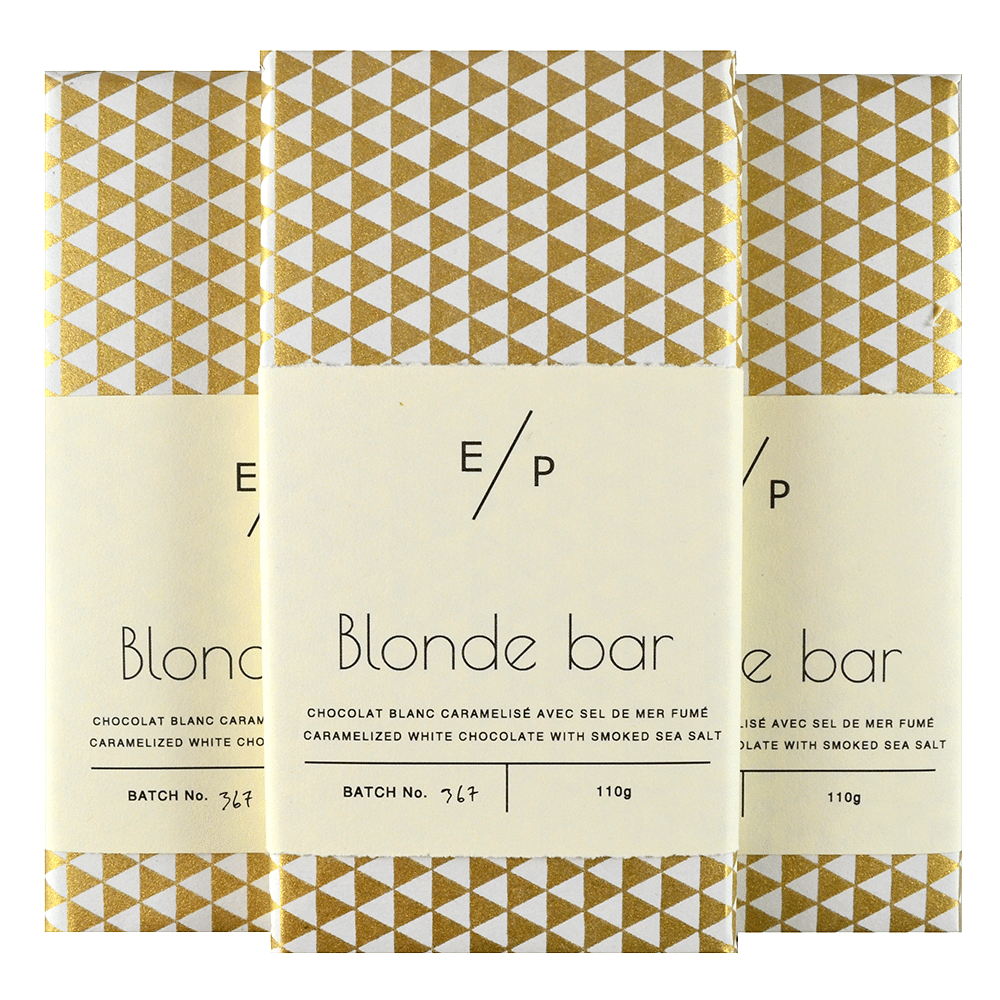EP Infusions Blonde Bar (120mg THC) by Birch + Fog - Image © 2018 Birch + Fog. All Rights Reserved.