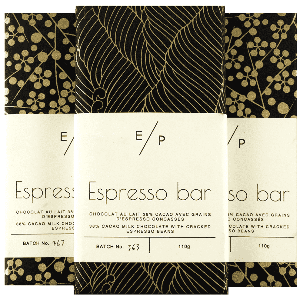 EP Infusions Espresso Bar (120mg THC) by Birch + Fog - Image © 2018 Birch + Fog. All Rights Reserved.