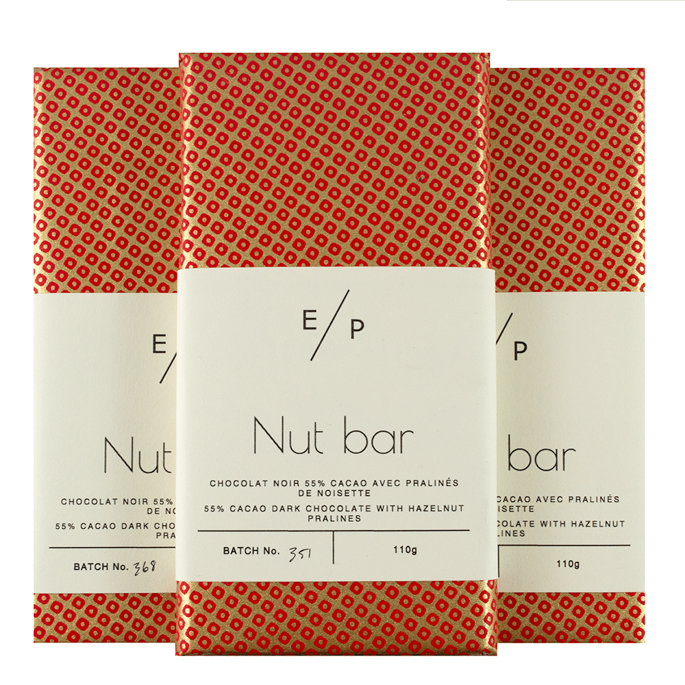 EP Infusions Nut Bar (120mg THC) by Birch + Fog - Image © 2018 Birch + Fog. All Rights Reserved.