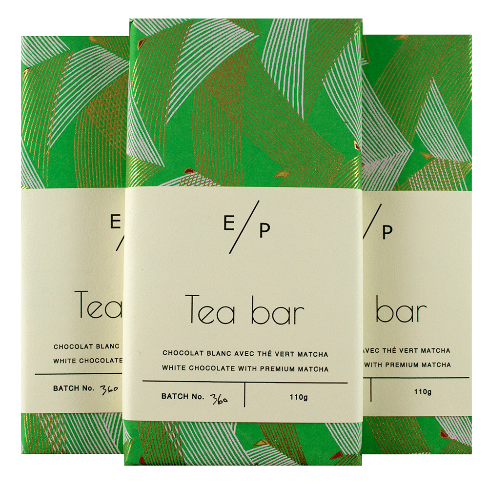 EP Infusions Tea Bar (120mg THC) by Birch + Fog - Image © 2018 Birch + Fog. All Rights Reserved.