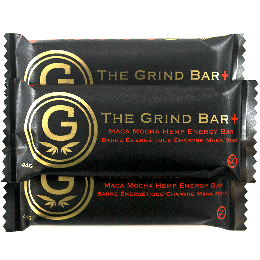 The Grind Bar Maca Mocha by Birch + Fog - Image © 2018 Birch + Fog. All Rights Reserved.