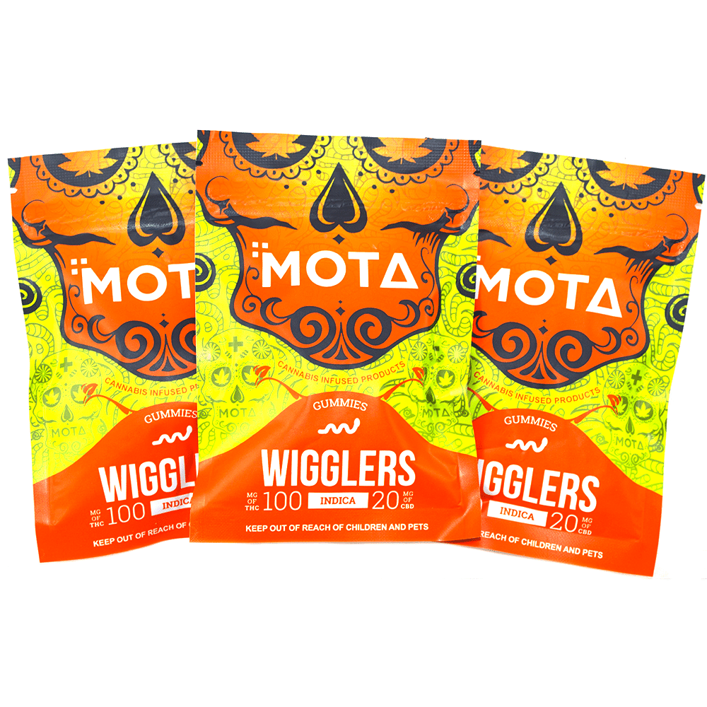 MOTA Indica Wigglers by Birch + Fog - Image © 2018 Birch + Fog. All Rights Reserved.