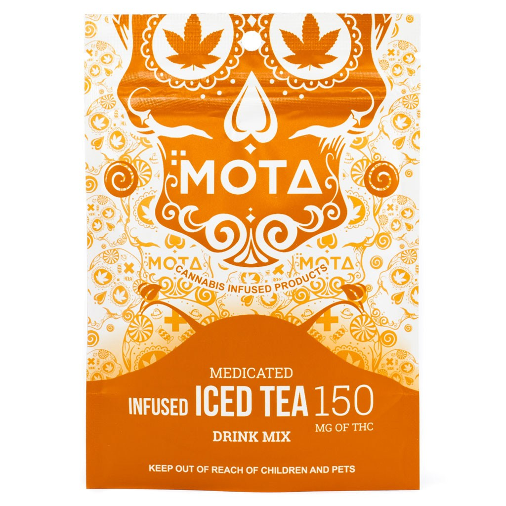 MOTA Iced Tea by Bud Zone - Image © 2020 Bud Zone. All Rights Reserved.