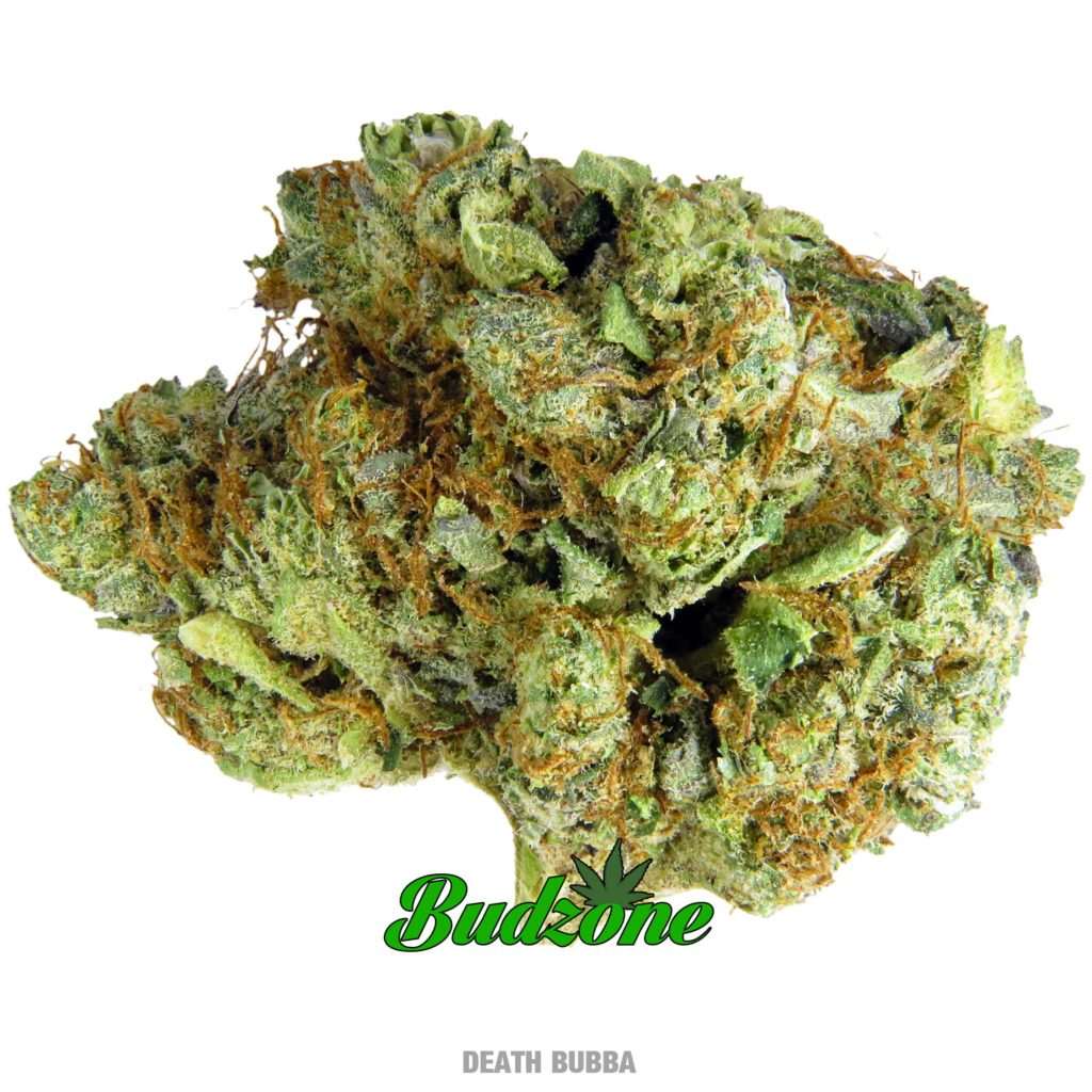 Death Bubba by Bud Zone - Image © 2020 Bud Zone. All Rights Reserved.