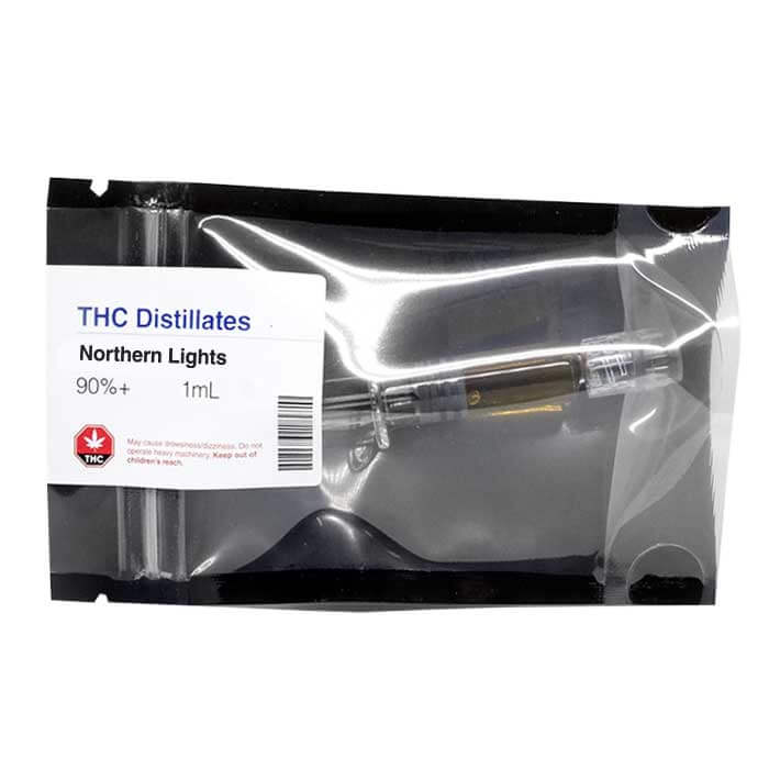Northern Lights THC Distillate- Dabeast by Buy My Weed Online - Image © 2018 Buy My Weed Online. All Rights Reserved.