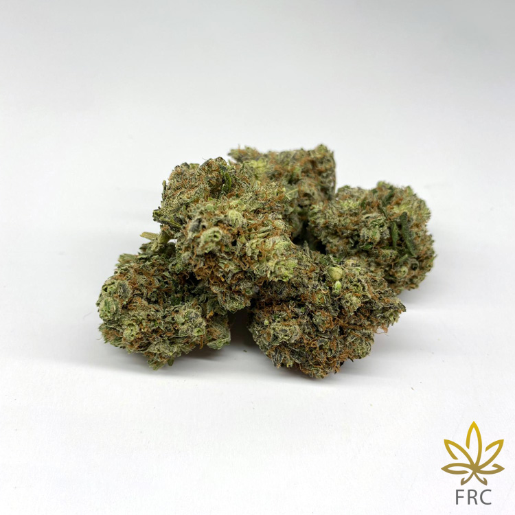 Blackberry (AAA) by Freshly Rated Cannabis - Image © 2020 Freshly Rated Cannabis. All Rights Reserved.