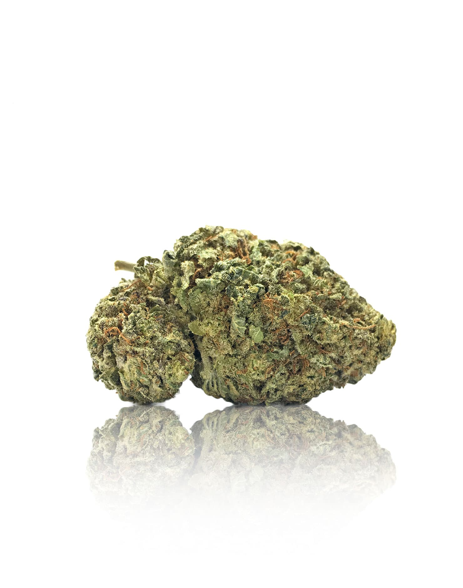 (AAA) Blackberry Kush by Ganja Grams - Image © 2020 Ganja Grams. All Rights Reserved.