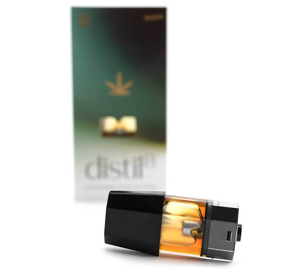 Bloom: Distillate Pods by Distil8 by Get Cannabis Online - Image © 2020 Get Cannabis Online. All Rights Reserved.