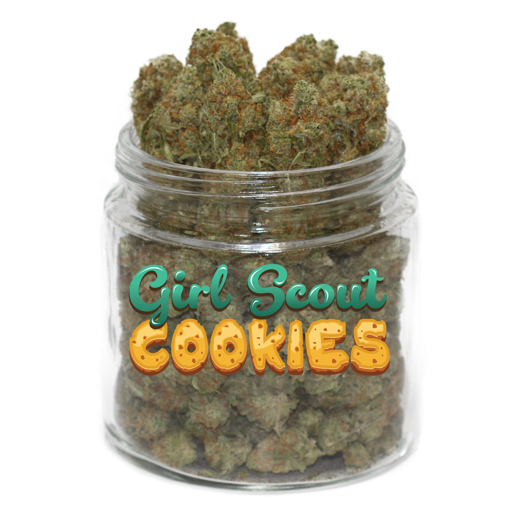 Girl Scout Cookies (GSC) by Get Kush - Image © 2018 Get Kush. All Rights Reserved.