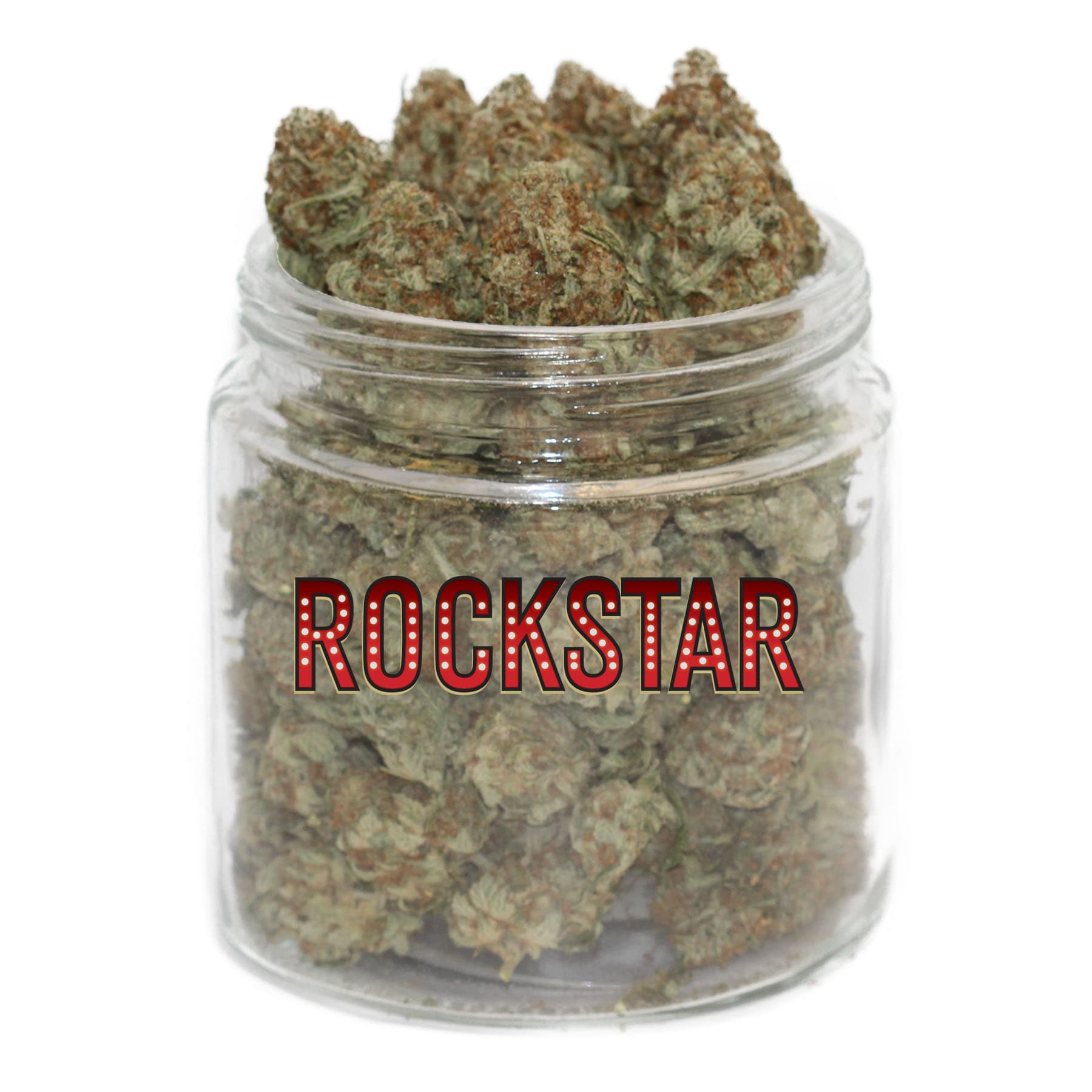 Rockstar by Get Kush - Image © 2018 Get Kush. All Rights Reserved.