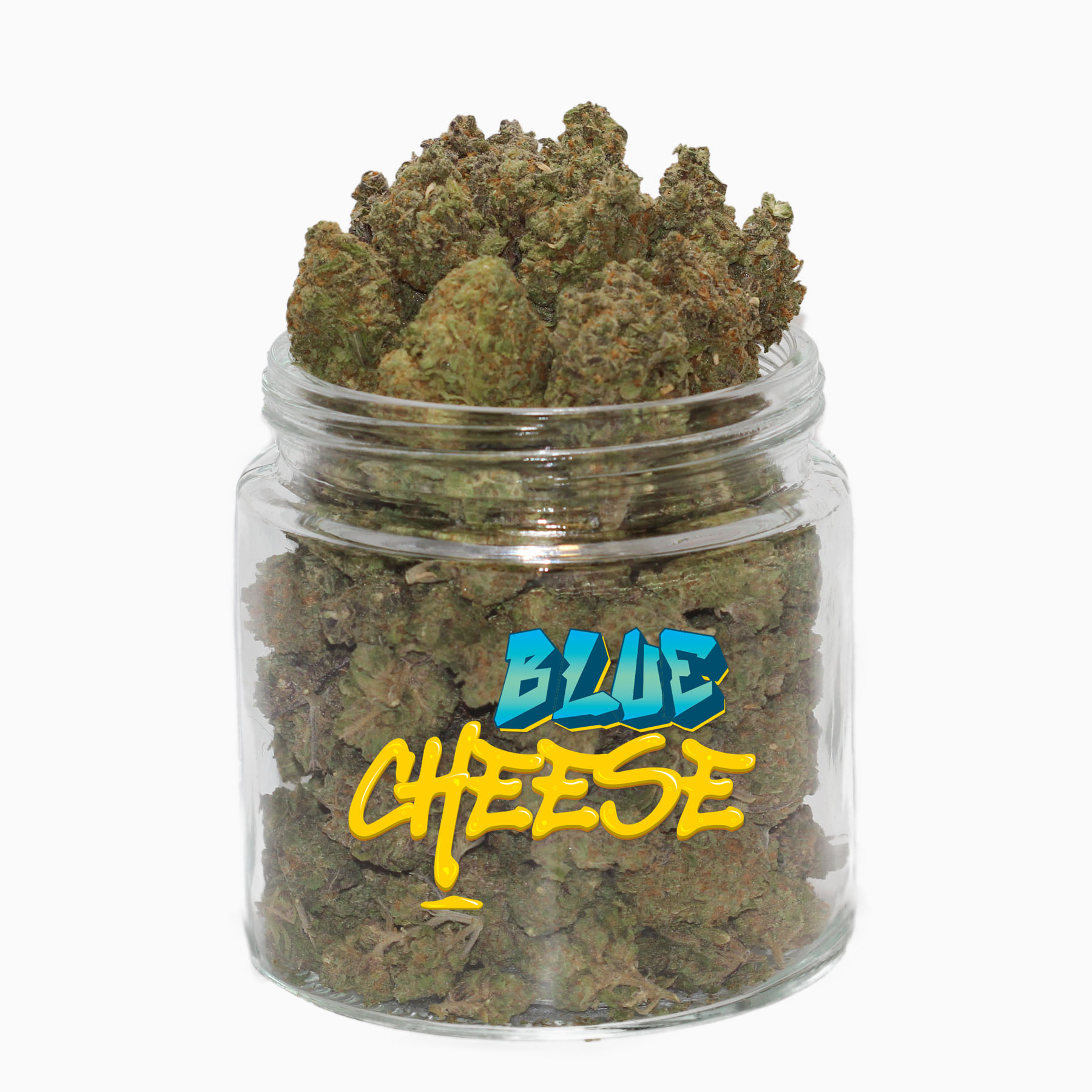 Blue Cheese by Get Kush - Image © 2018 Get Kush. All Rights Reserved.