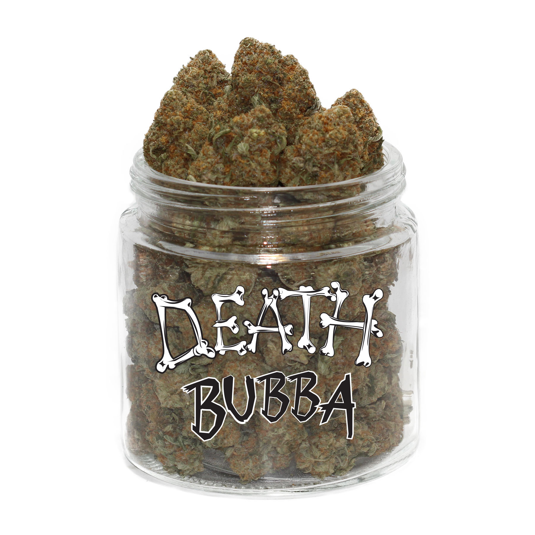 Death Bubba by Get Kush - Image © 2018 Get Kush. All Rights Reserved.