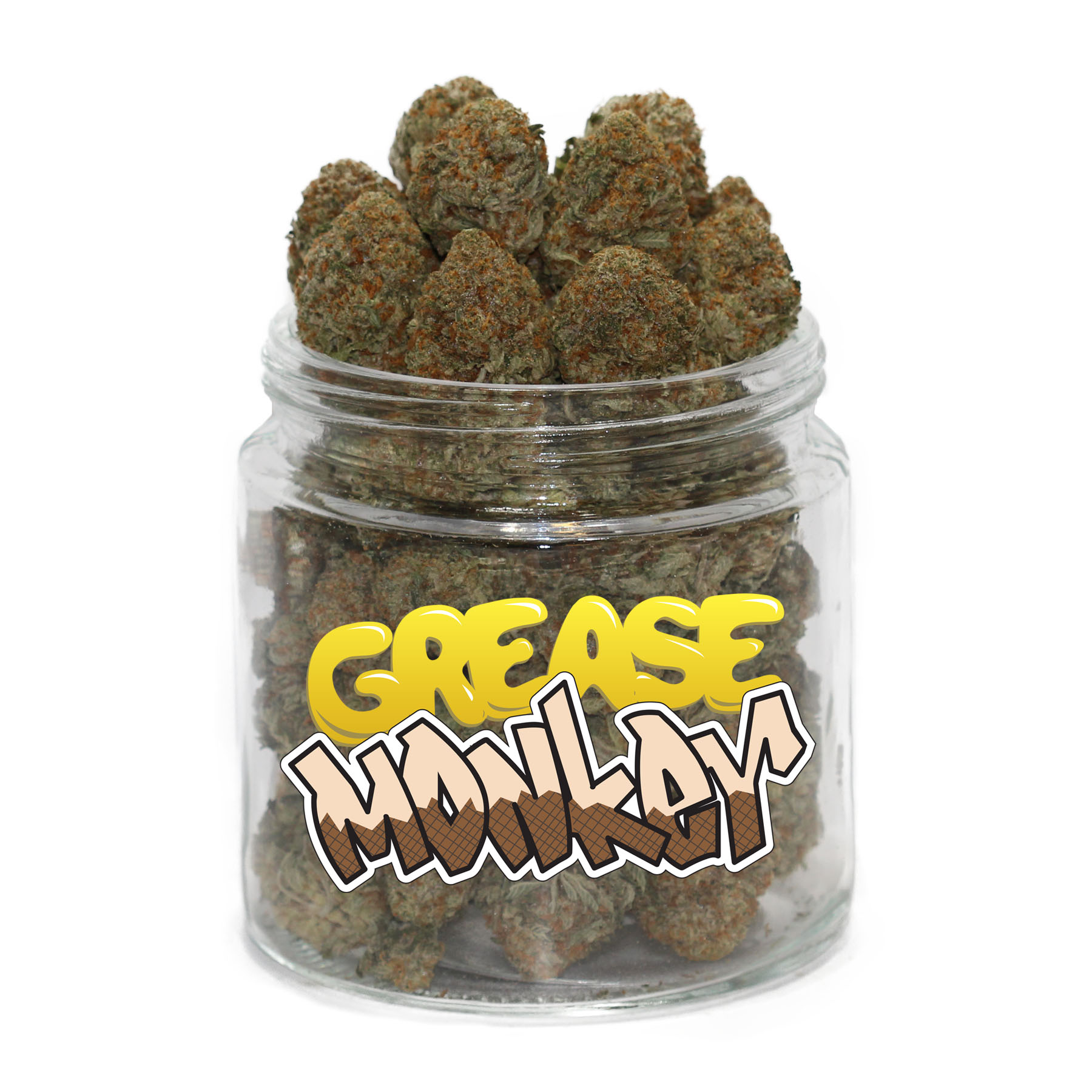 Grease Monkey by Get Kush - Image © 2018 Get Kush. All Rights Reserved.