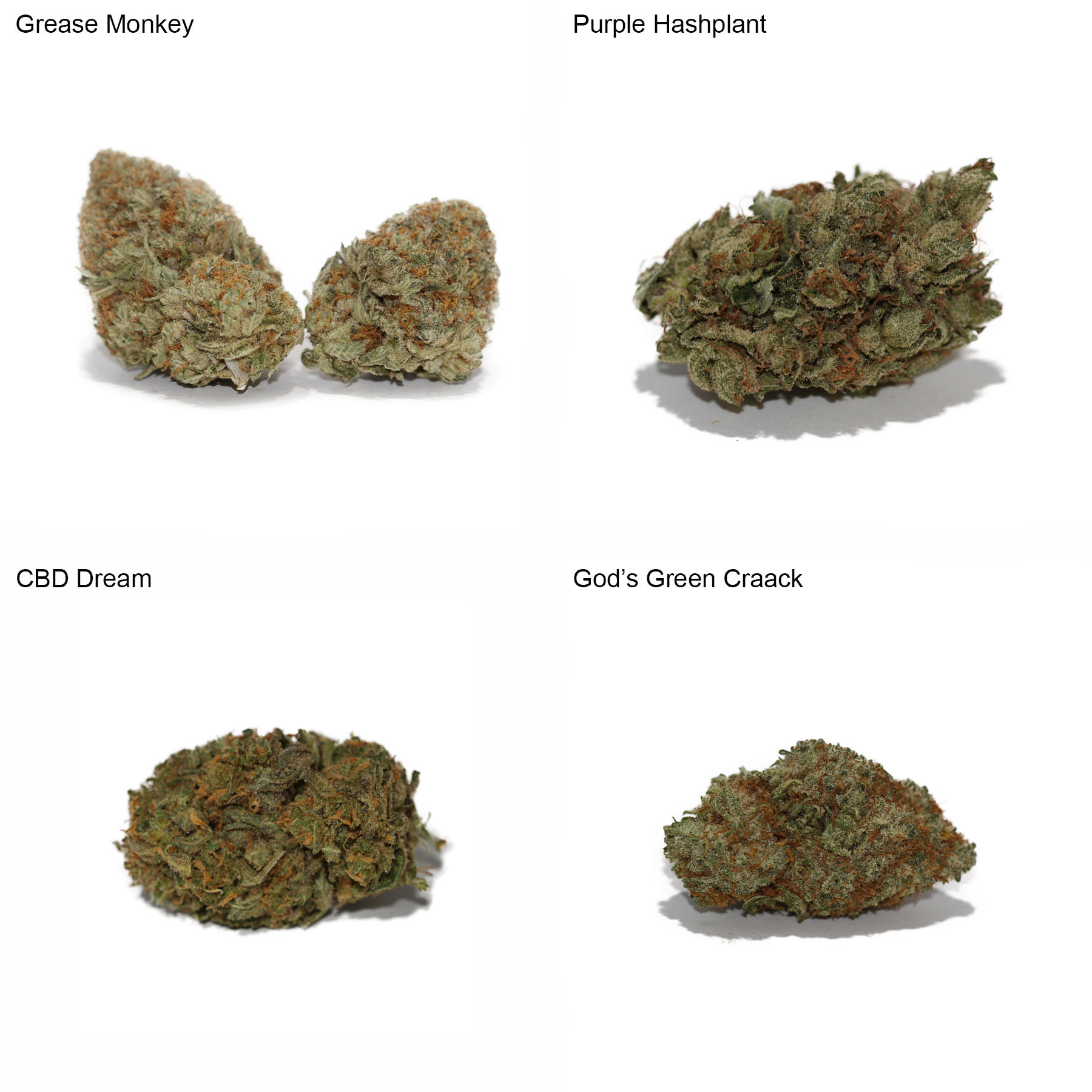 Hybrid Variety Pack by Get Kush - Image © 2018 Get Kush. All Rights Reserved.