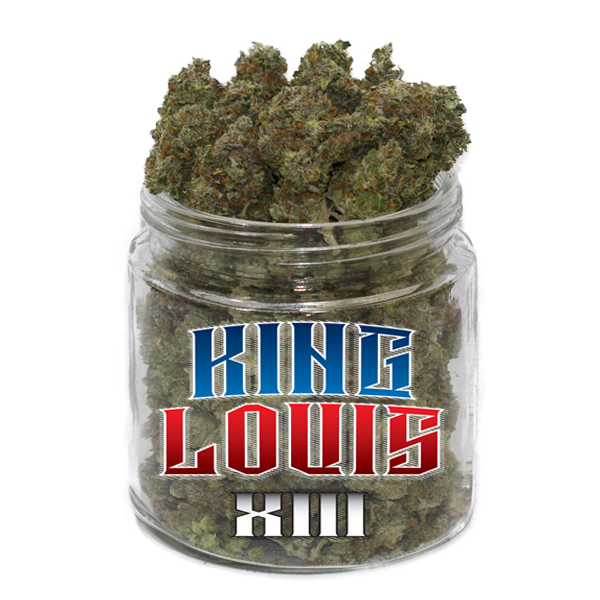 King Louis XIII (AAAA) by Get Kush - Image © 2018 Get Kush. All Rights Reserved.