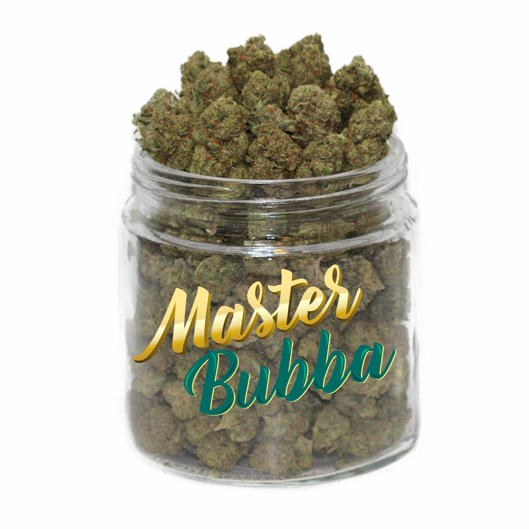 Master Bubba by Get Kush - Image © 2018 Get Kush. All Rights Reserved.