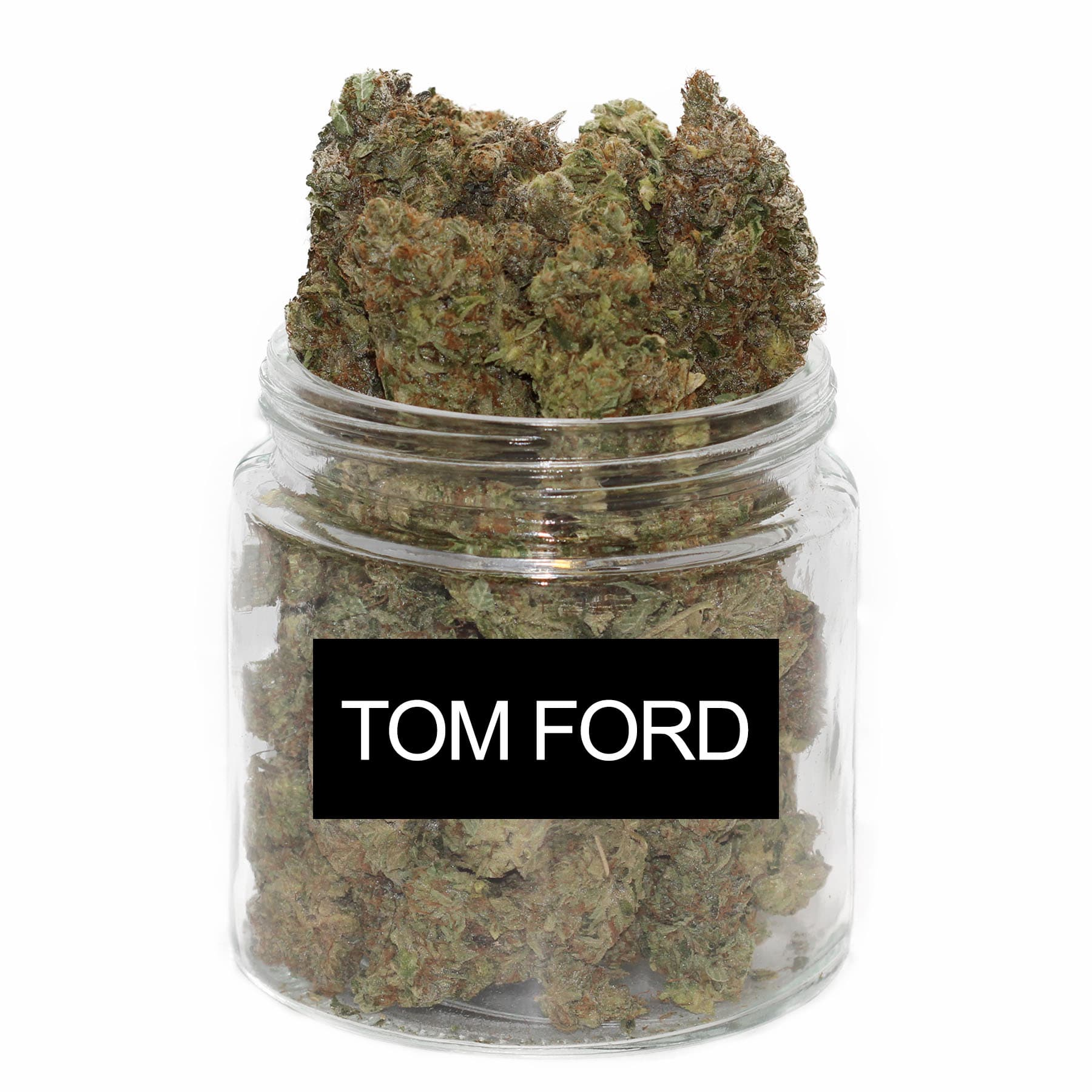 Tom Ford by Get Kush - Image © 2018 Get Kush. All Rights Reserved.