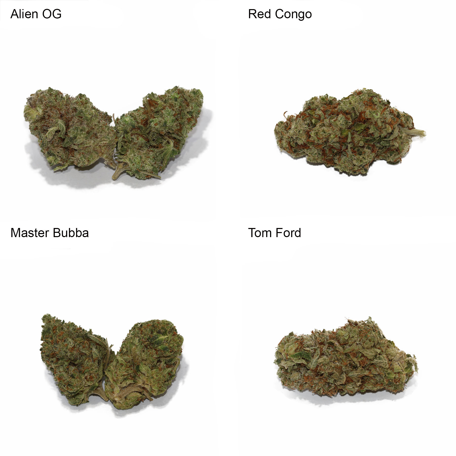 Top Shelf Variety Pack by Get Kush - Image © 2018 Get Kush. All Rights Reserved.