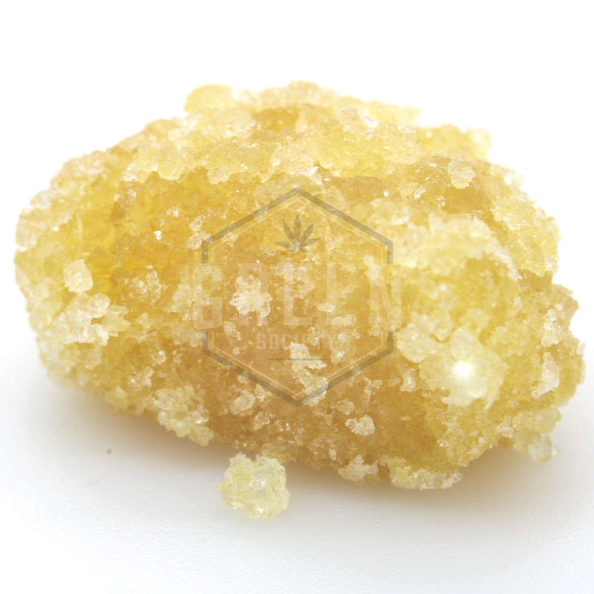 91 Supreme THCa Crystalline by Green Society - Image © 2018 Green Society. All Rights Reserved.