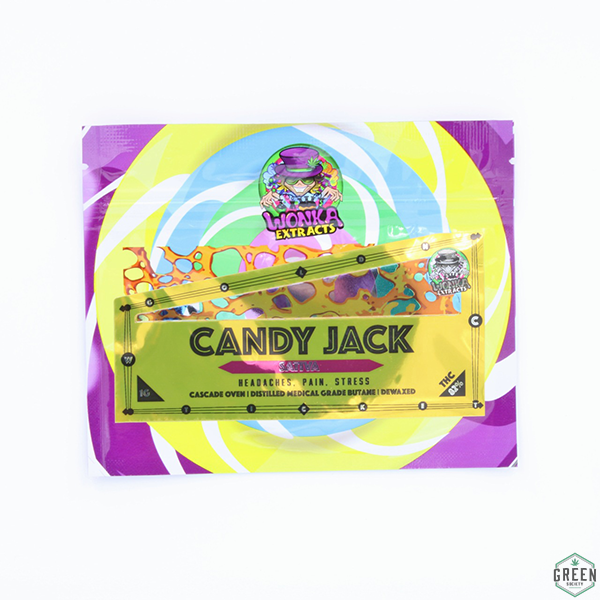 Candy Jack Shatter by Wonka Extracts by Green Society - Image © 2018 Green Society. All Rights Reserved.