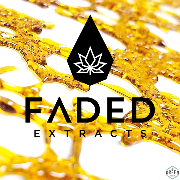 Faded Extracts Assorted 4G Shatter Pack by Green Society - Image © 2018 Green Society. All Rights Reserved.
