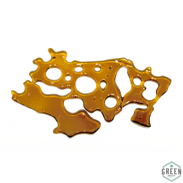 House Blend Shatter 3G Pack by Green Society - Image © 2018 Green Society. All Rights Reserved.