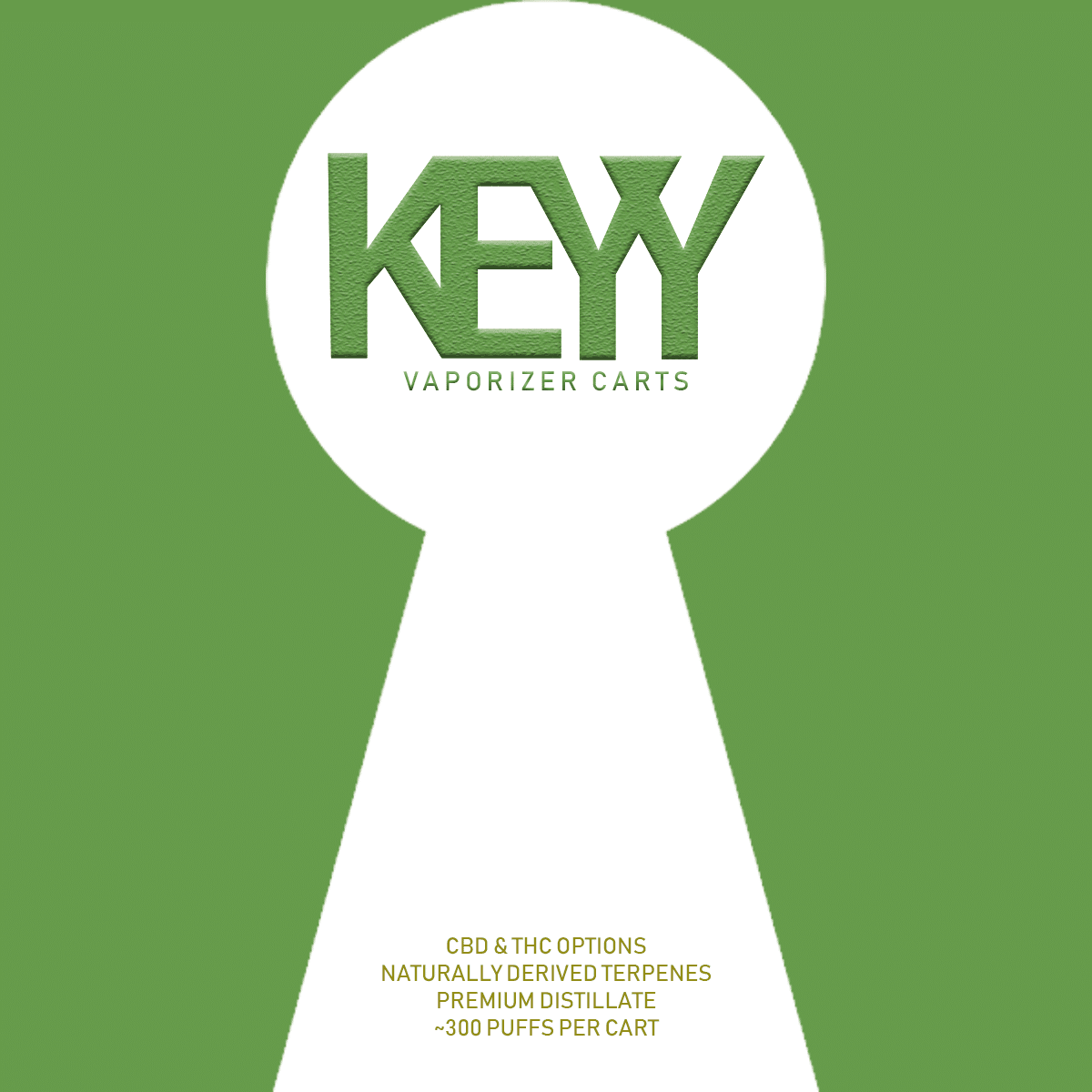 Keyy Concentrates Vape Pen Cartridges by Green Society - Image © 2018 Green Society. All Rights Reserved.
