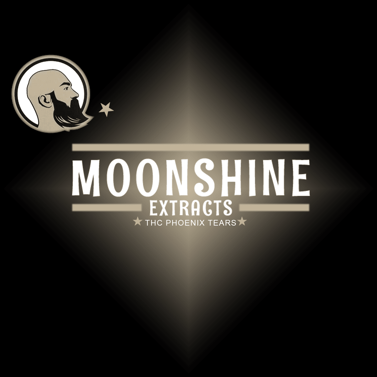 Moonshine Extracts 800mg THC Phoenix Tears by Green Society - Image © 2018 Green Society. All Rights Reserved.