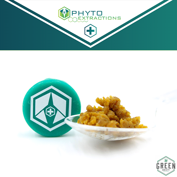 Phyto Extractions 2.0 Assorted 3G Live Resin Pack by Green Society - Image © 2018 Green Society. All Rights Reserved.
