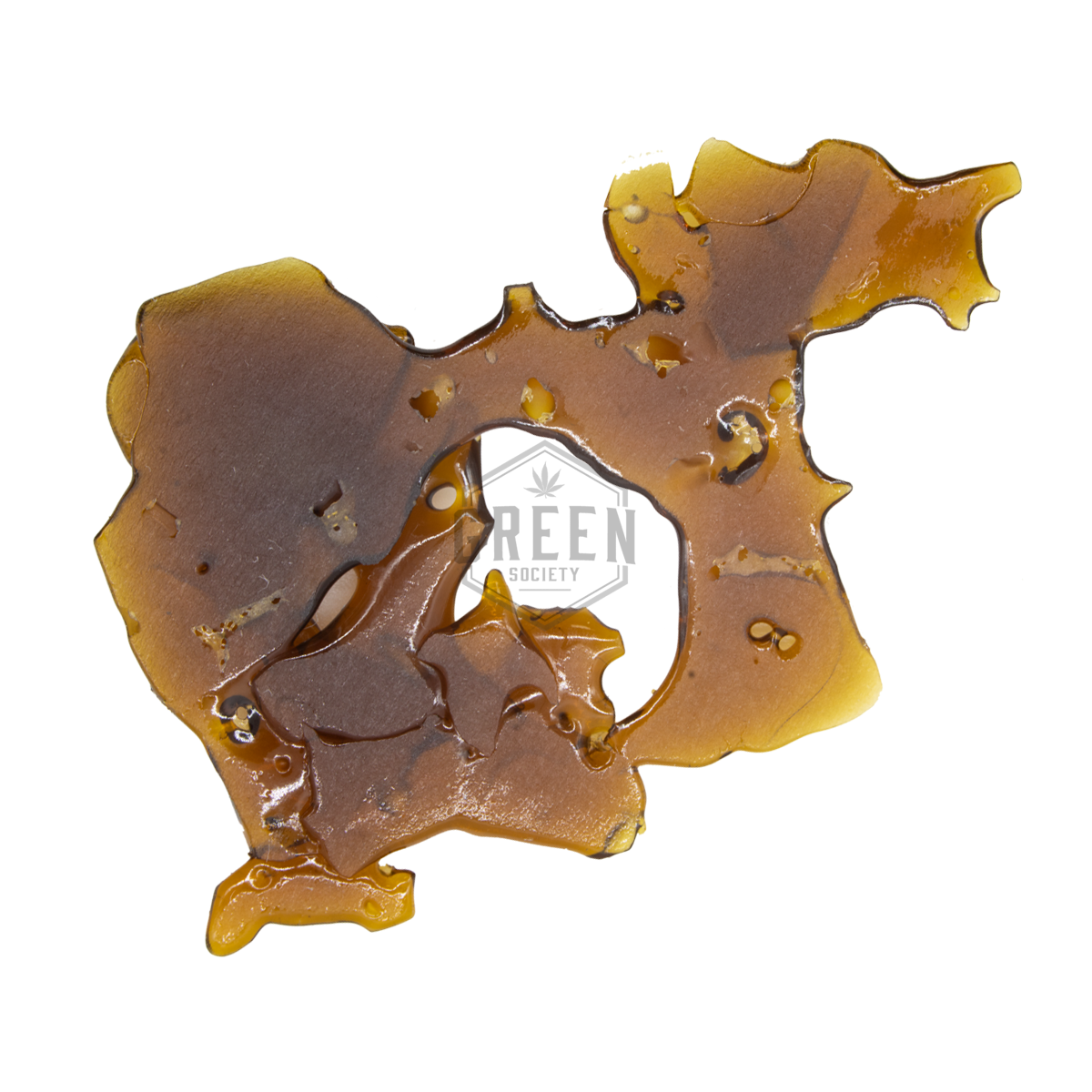 Pre-98 Bubba Kush Shatter 2G Pack by Green Society - Image © 2018 Green Society. All Rights Reserved.