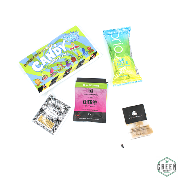 Essential Edibles Starter Pack by Green Society - Image © 2018 Green Society. All Rights Reserved.