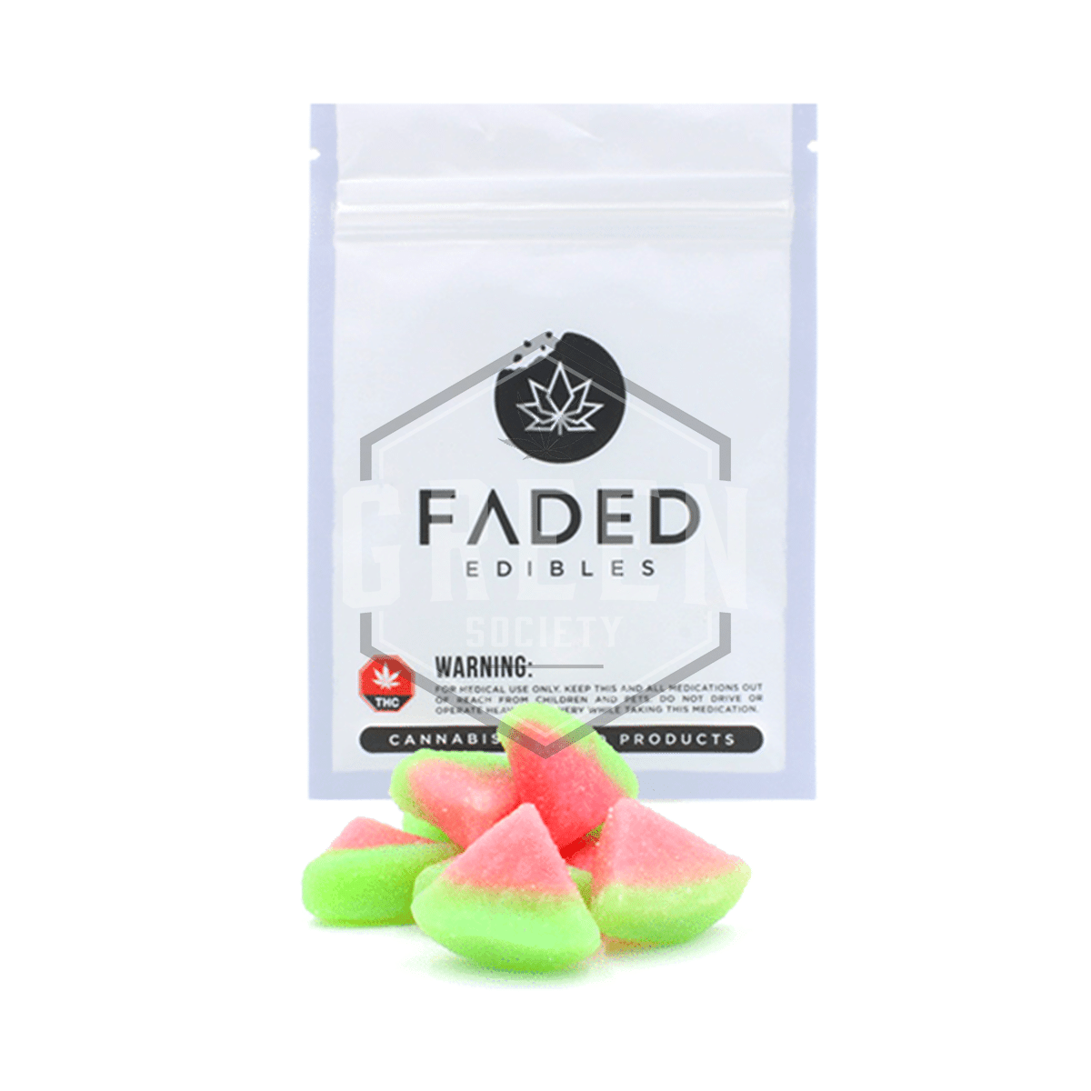 Wild Watermelons by Faded Cannabis Co. by Green Society - Image © 2018 Green Society. All Rights Reserved.