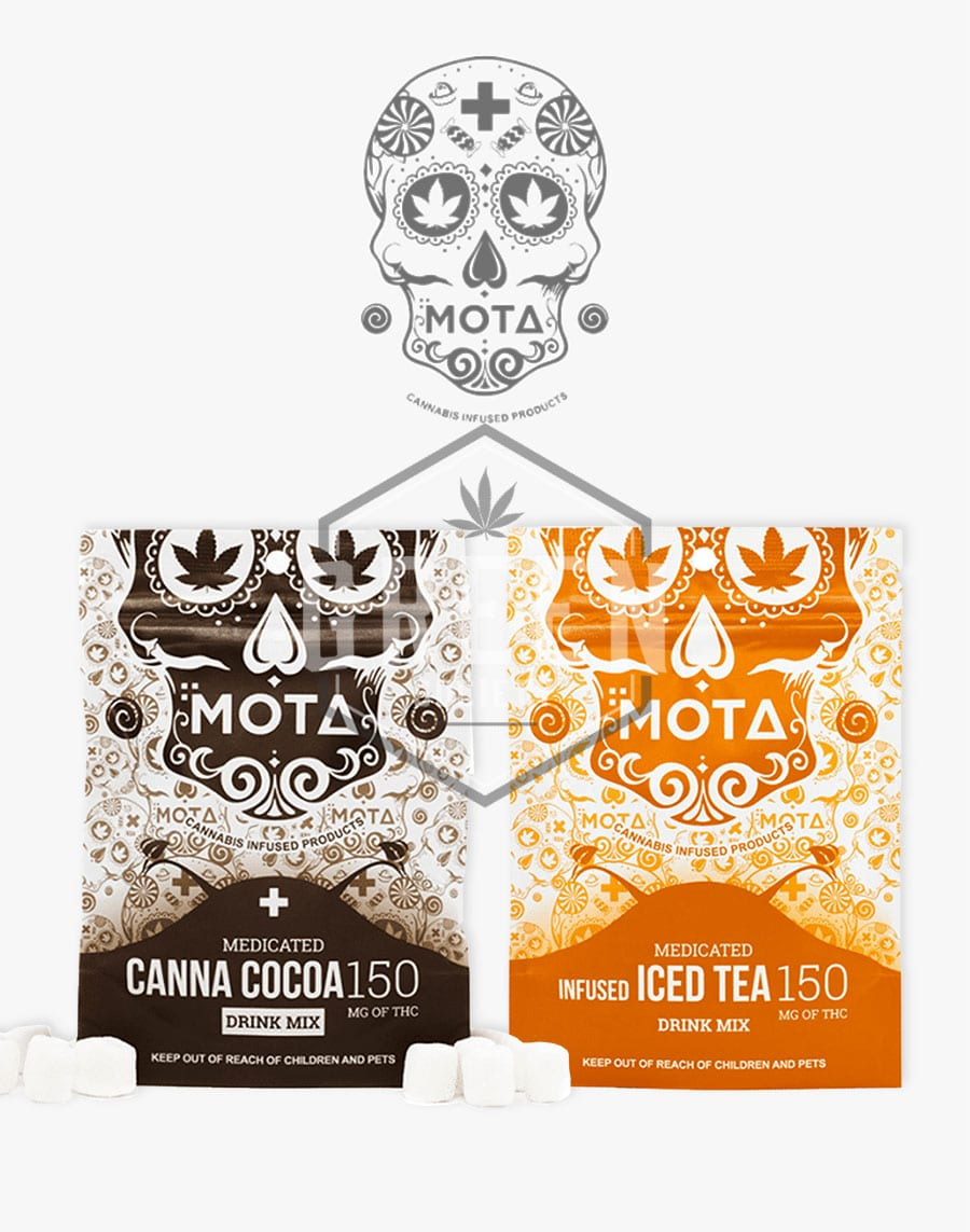 Tea Mix by MOTA Cannabis by Green Society - Image © 2018 Green Society. All Rights Reserved.