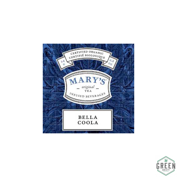 Marys Wellness Bella Coola Tea by Green Society - Image © 2018 Green Society. All Rights Reserved.