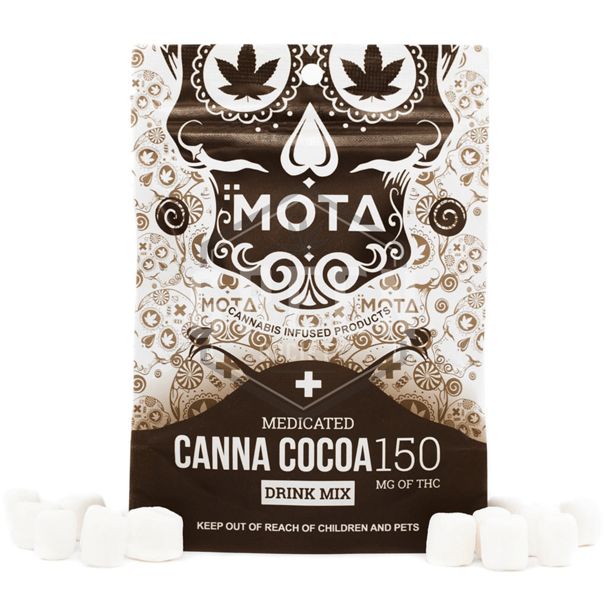 Canna Cocoa by MOTA Cannabis by Green Society - Image © 2018 Green Society. All Rights Reserved.