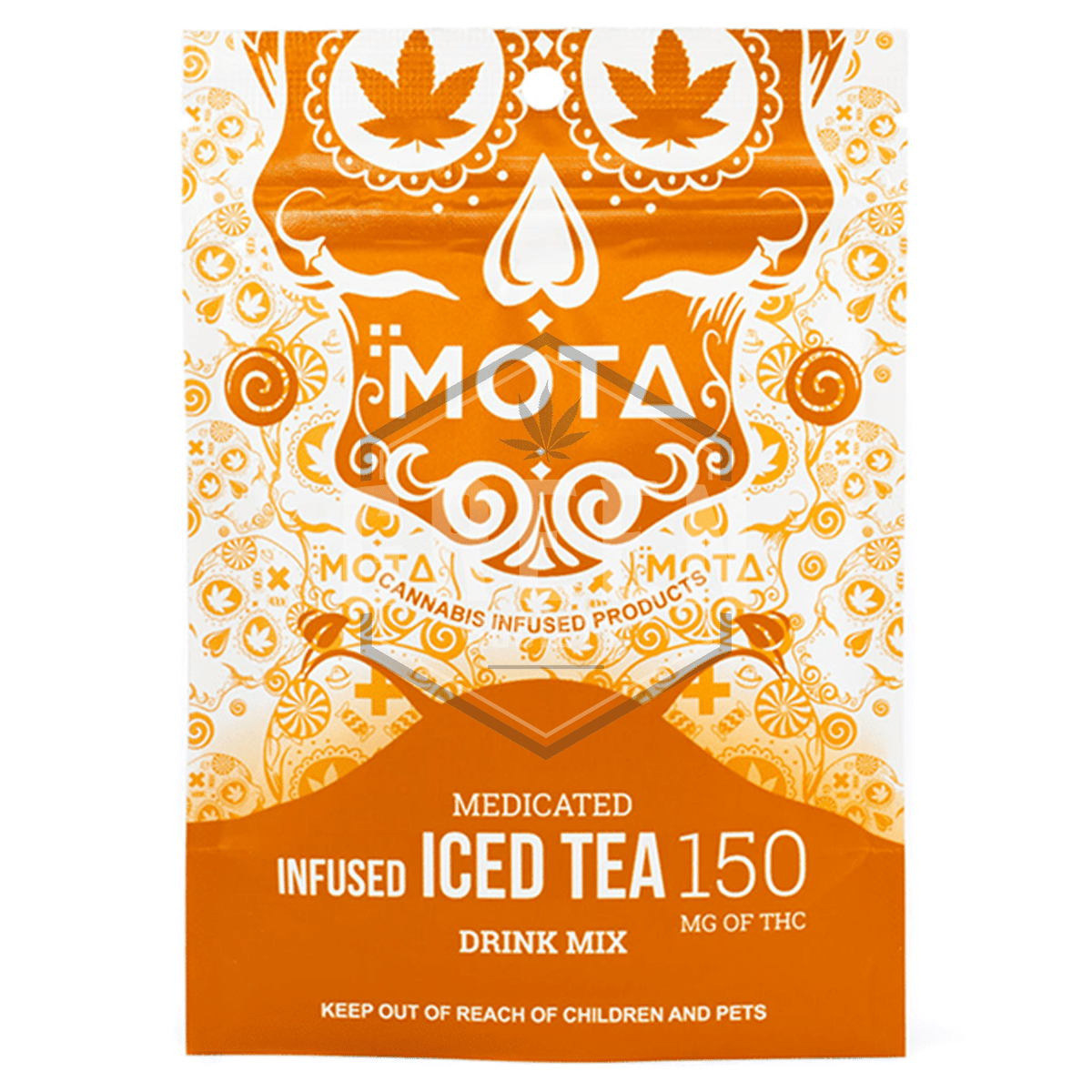 Iced Tea by MOTA Cannabis by Green Society - Image © 2018 Green Society. All Rights Reserved.