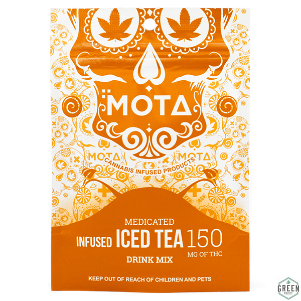 Mota Iced Tea Mix by Green Society - Image © 2018 Green Society. All Rights Reserved.
