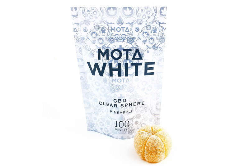 Mota Cannabis Gummies by Green Society - Image © 2018 Green Society. All Rights Reserved.