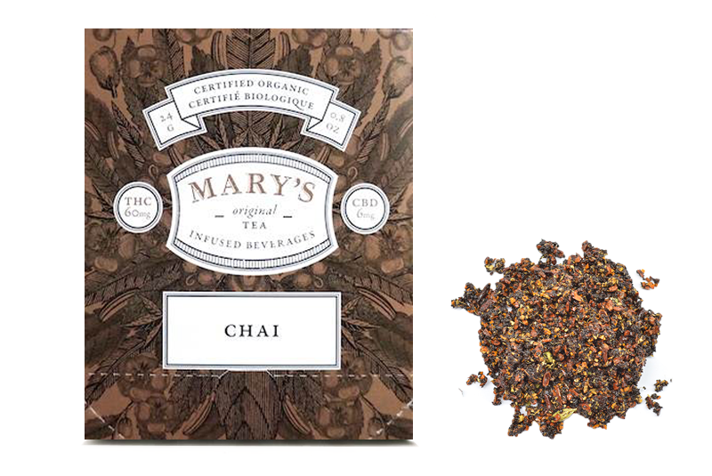 Marys Java Chai Tea by Green Society - Image © 2018 Green Society. All Rights Reserved.