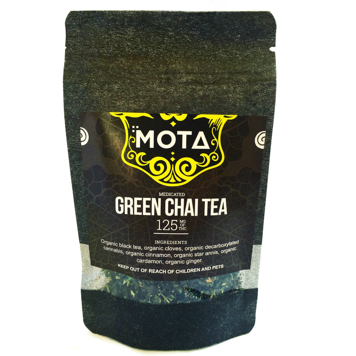 Chai Cannabis Tea by Green Society - Image © 2018 Green Society. All Rights Reserved.