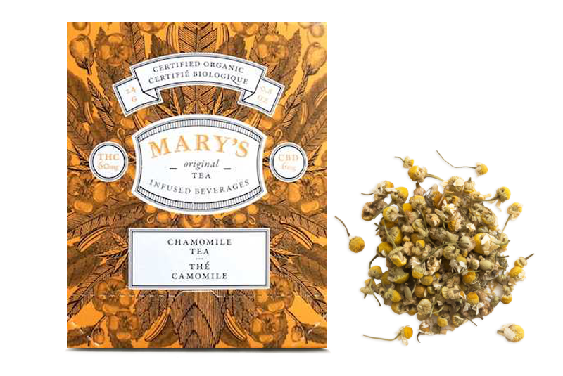 Marys Chamomile Tea by Green Society - Image © 2018 Green Society. All Rights Reserved.