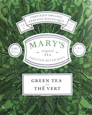 Green Tea By Marys Java by Green Society - Image © 2018 Green Society. All Rights Reserved.