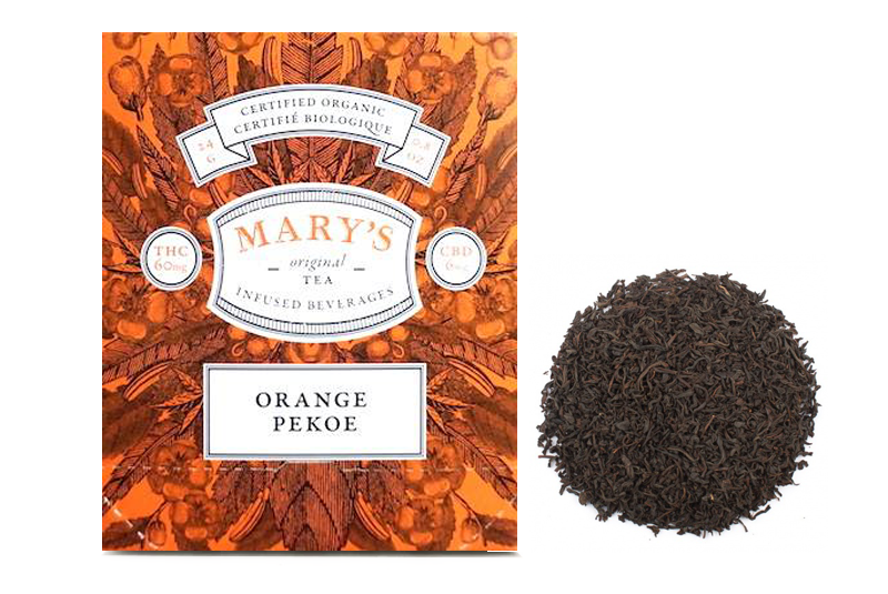Marys Java Orange Pekoe by Green Society - Image © 2018 Green Society. All Rights Reserved.