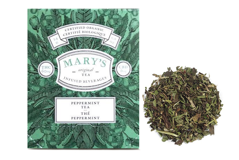Marys Java Peppermint Tea by Green Society - Image © 2018 Green Society. All Rights Reserved.