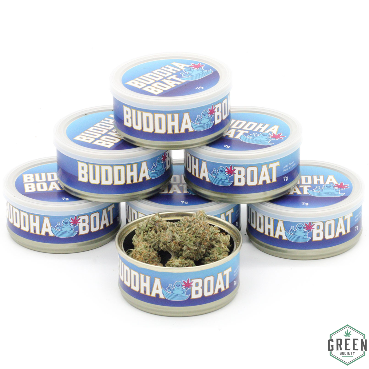 Black Tuna by Buddha Boat by Green Society - Image © 2018 Green Society. All Rights Reserved.