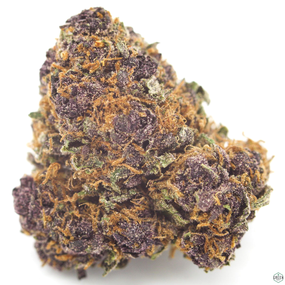 Grizzly Purple Kush by Green Society - Image © 2018 Green Society. All Rights Reserved.