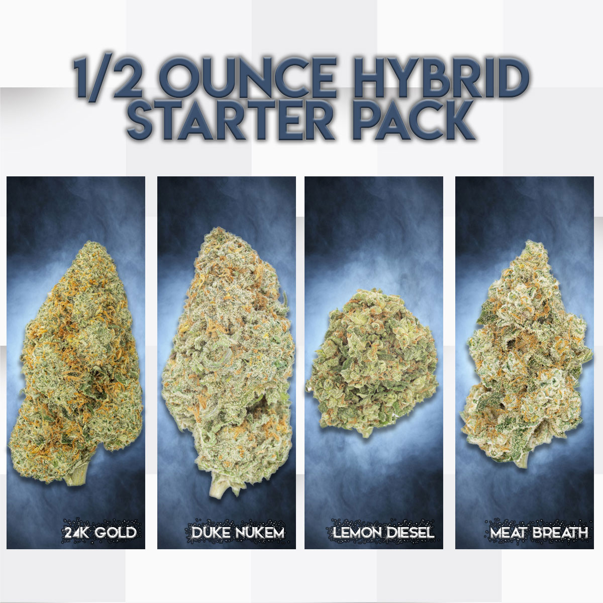 Ounce Hybrid Starter Pack by Green Society - Image © 2018 Green Society. All Rights Reserved.